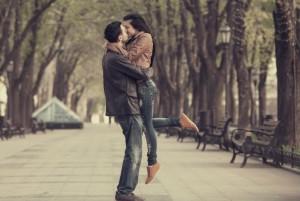Estar enamorado es bueno para la salud