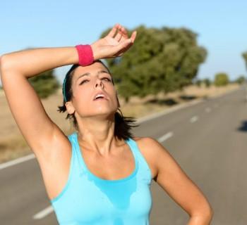 Beneficios que tienes al sudar