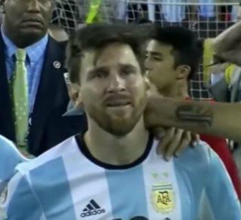 ¿Realmente renunciará Lionel Messi?