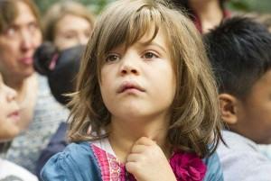 Niños refugiados en un centro de recepción en Roma, Italia. Foto ONU/Rick Bajornas