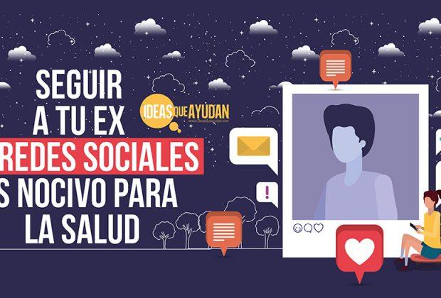 Seguir a tu ex en redes sociales