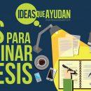 Tips para terminar tu tesis