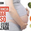 cuidar tu peso durante el embarazo