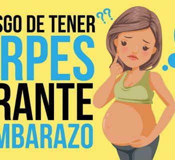 herpes durante el embarazo