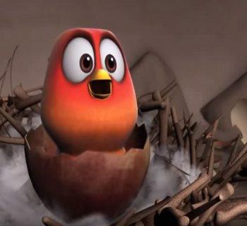 ¡Aviéntate!, fantásticos polluelos inspiradores en #LunesDeCortos