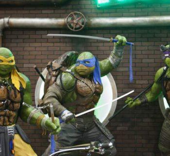¿Eres de los fanáticos que se apasionan con Las Tortugas Ninja?