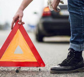¿Qué debes hacer si al viajar observas un accidente en carretera?