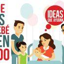 Lista de cosas para bebé recién nacido