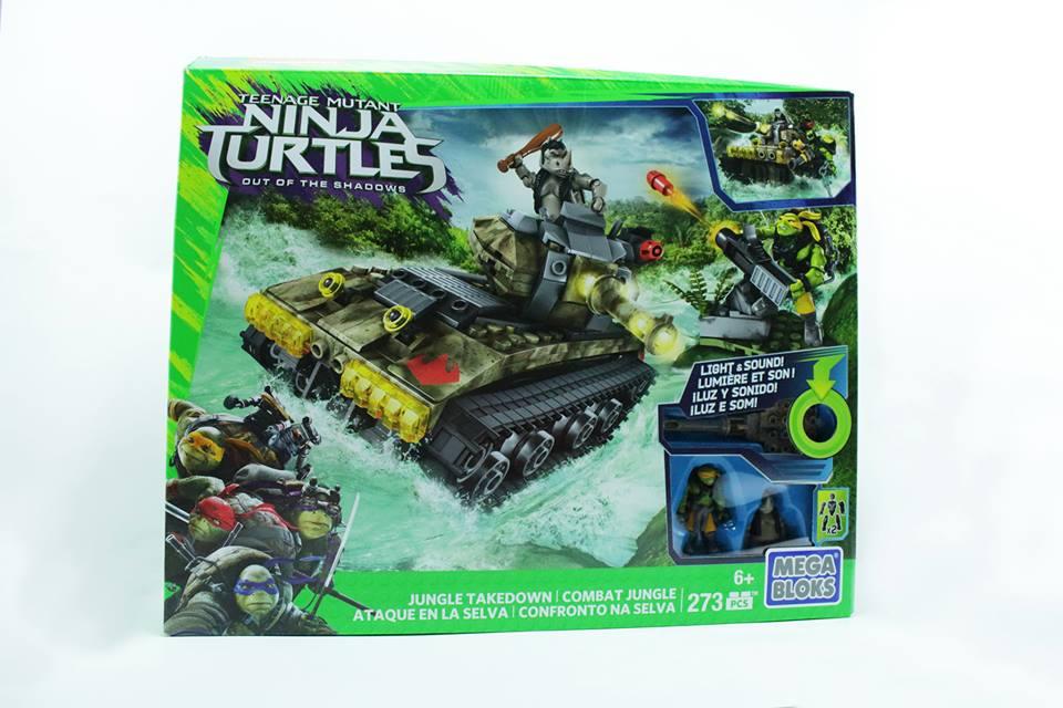 Tortugas Ninja uno