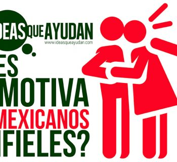 Qué motiva a los mexicanos a ser infieles