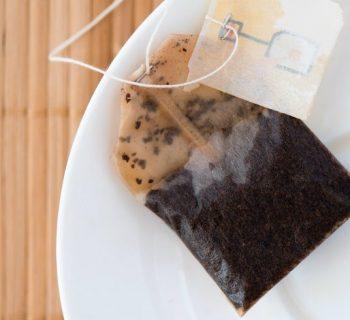 Trucos que puedes hacer para mejorar tu casa con las bolsas de té