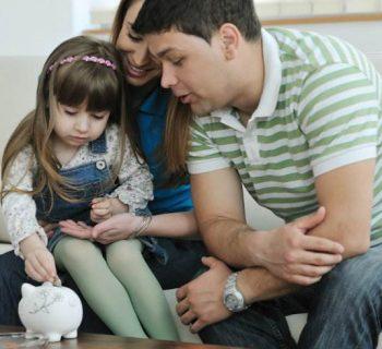 Es mejor comenzar desde temprano: Enséñales a tus hijos a ahorrar