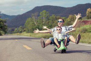 La importancia del juego en la salud de los niños y de los padres