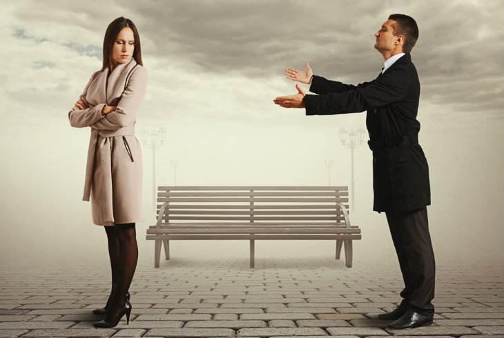 ¿Si tratas mal a un hombre se enamorará más de ti?