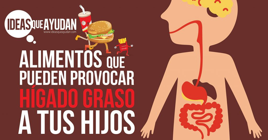 Dieta higado graso y sobrepeso