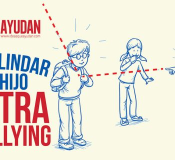blindar a tu hijo contra el bullying