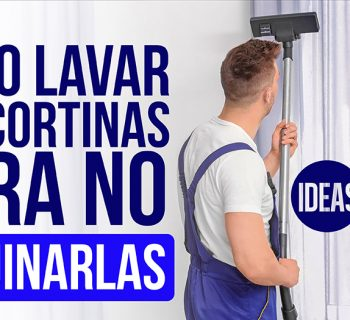 Cómo lavar tus cortinas para no arruinarlas