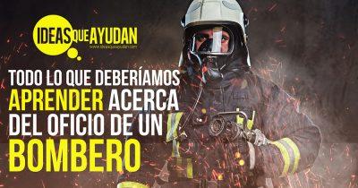oficio de un bombero