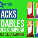 Snacks saludables