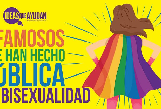 hecho pública su bisexualidad