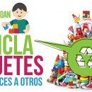 recicla juguetes
