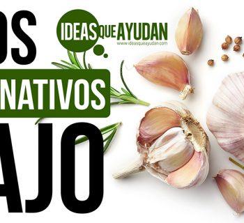 usos alternativos del ajo