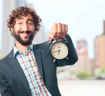 Hábitos básicos para llegar puntual a tu trabajo