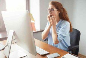 Qué hacer si sufres un ataque de ansiedad en el trabajo