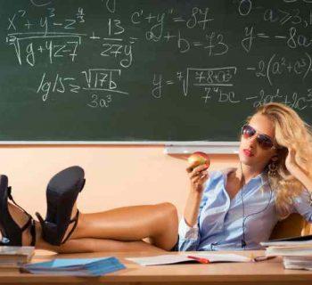 Sexys maestras reales de las que seguramente te enamorarías