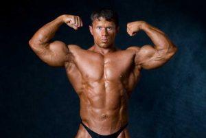 ¿Los hombres musculosos tienen poca potencia sexual?