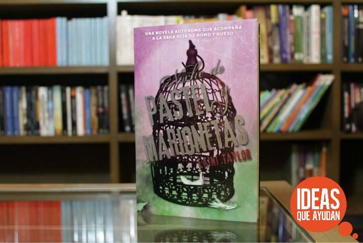 Una historia de amor, pastel y marionetas que te conviene leer