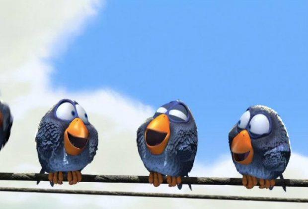 """""""For the Birds"""", en nuestro #LunesDeCortos"""