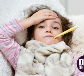 Cómo prevenir la tos y la gripe en los niños