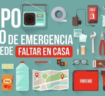 Equipo básico de emergencia