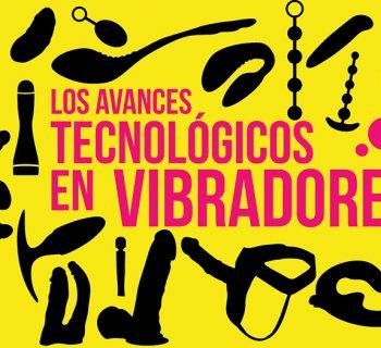 avances tecnológicos en vibradores