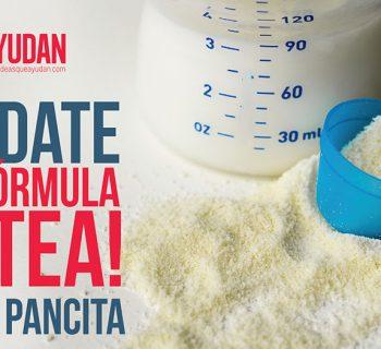 fórmula láctea