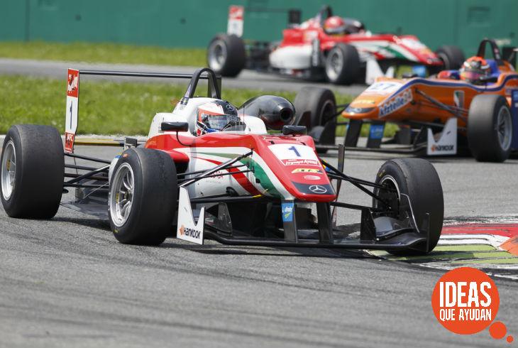 El ganador de cada GP obtiene 25 puntos.