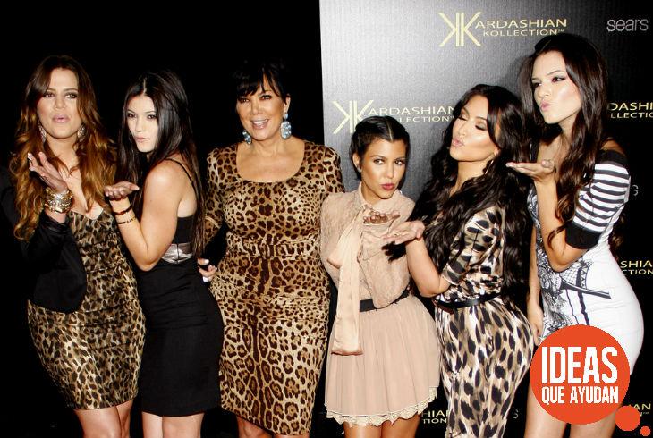 Keeping Up With The Kardashians lanzó a la fama a esta familia y aumentar su fortuna.