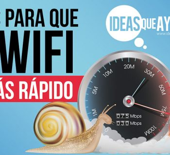 wifi sea más rápido