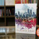 """""""Mil lugares dónde encontrarte"""": El libro que no te puedes perder"""