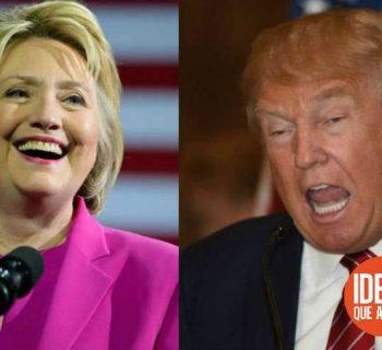Hillary Clinton, Donald Trump y sus fantasías sexuales
