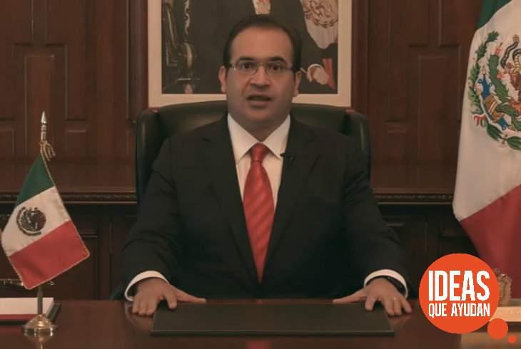 Aparece solicitud de Javier Duarte para regresar como gobernadorº