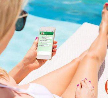 WhatsApp reactiva su servicio de video llamadas