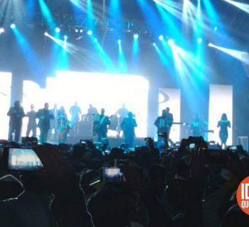 Uber ofrece concierto privado a miles de Godínez