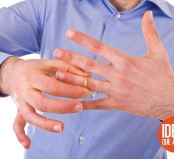 Por qué a los hombres casados no les gusta usar anillo