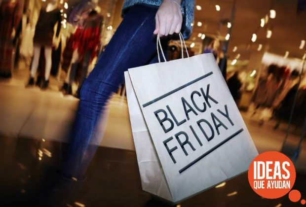 Sitios web para comprar en el Black Friday
