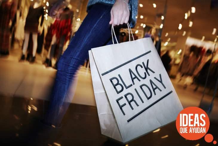 Sitios web para comprar en el Black Friday