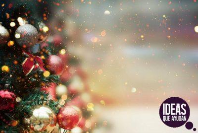 Ideas para hacer un árbol navideño reciclado
