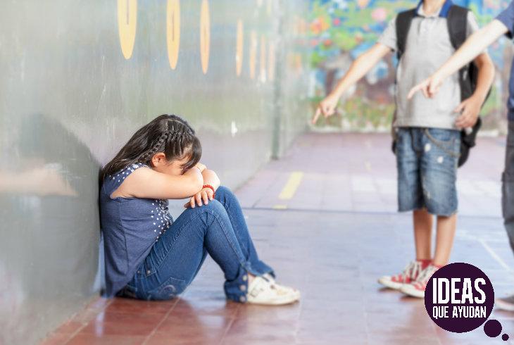 Señales de que tu hijo sufre bullying