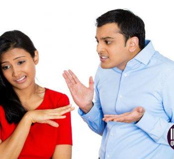 ¿Qué haces si ves que tu novia te está descuidando?